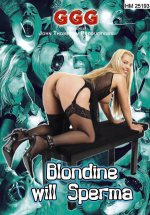 16793: Blondine will Sperma