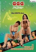 50313: Zwei Girls im  Sperma- Experiment